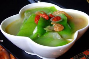 Canh muop
